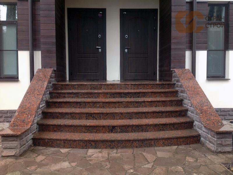Лестница-гранит-Капустянский